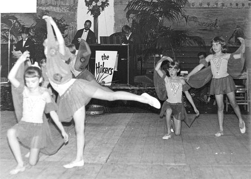 Kindercircus 1966 Optreden in Hoofddorp 01