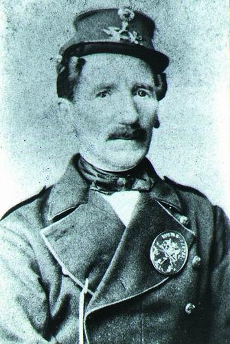 Klaassen Lubertus Portret Postbode