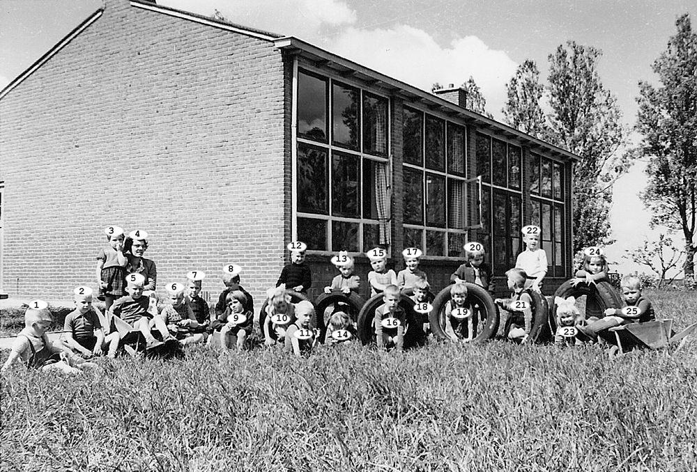 Kleuterschool De Startbaan 19__ met Juf Timmer 02_Index