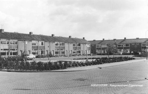 Koegrasstraat Zijpestraat 1963