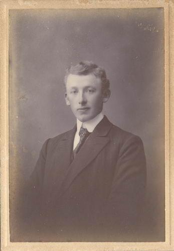 Kofoed Albert Jens 1889 19__ Portret met vrouw Sophia v Houtselt 01