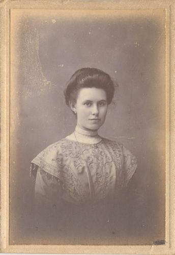 Kofoed Albert Jens 1889 19__ Portret met vrouw Sophia v Houtselt 02