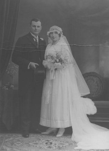 Kofoed Antje 1898 1924 trouwt Jo Stefels