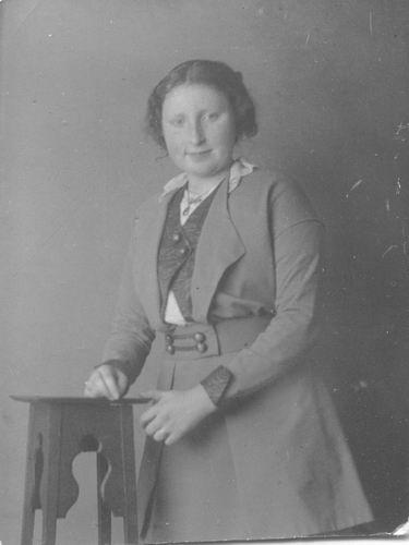 Kofoed Cornelia Adolphina 1891 19__ bij de Fotograaf 02