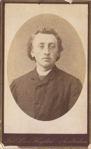 Kofoed Jens 1863 19__ Portret 01