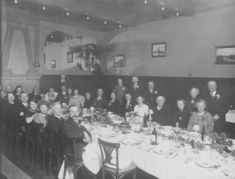 Kofoed Jens 1899 1925 Trouwt Adriana Wilhelmina Schornagel
