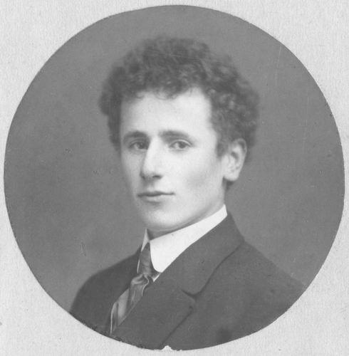 Kofoed Jens 1899 192- Portret
