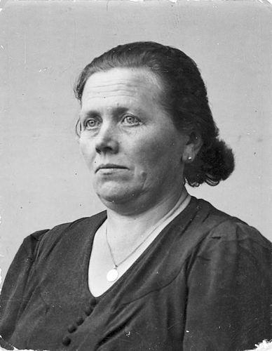 Koning-Tichelaar Stijntje de 1896 19__ Portret 02