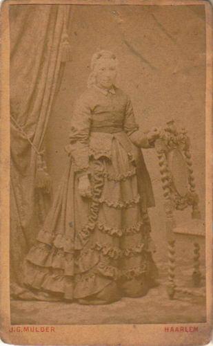 Kooij - Blokker Trijntje 1832 18__ bij Fotograaf