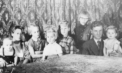 Koter Henk de 1953 Gezinsfoto