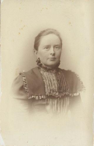 Koudijs - vd Berg Jannetje 1866-67 19__ Portret 01