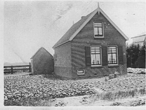 Kromme Spieringweg O 0124 1944 Huize Maarten Schering
