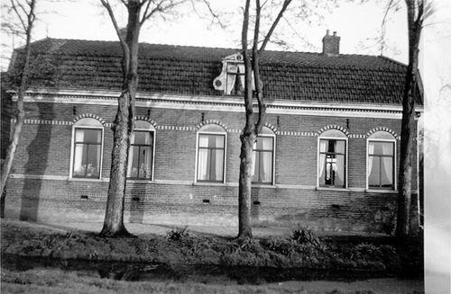 Kromme Spieringweg W 0355 1965 Kooiboerderij Stokman