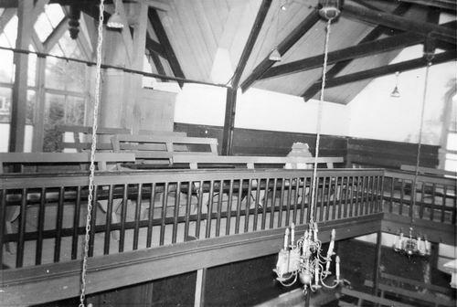 Kromme Spieringweg W 0515 1961 NH Kerk Interieur 03