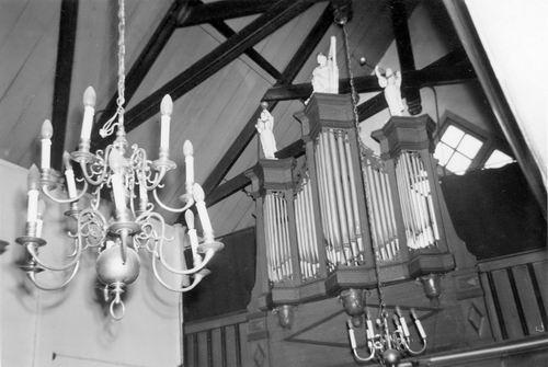 Kromme Spieringweg W 0515 1961 NH Kerk Interieur 06
