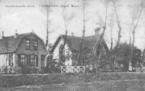 Kromme Spieringweg W 0515-521 1915 NH Kerk 04