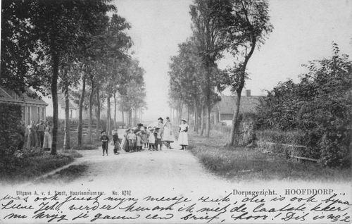 Kruislaan 0000 1904 Binnenweg