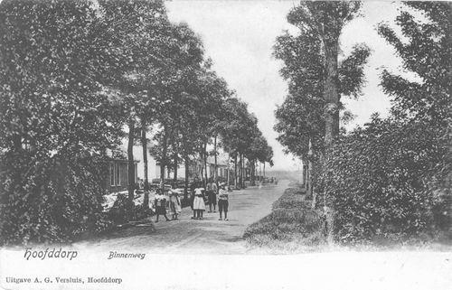 Kruislaan 0000 1905- Binnenweg