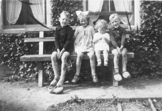 Kruislaan 0010 Veen Kinderen 1940