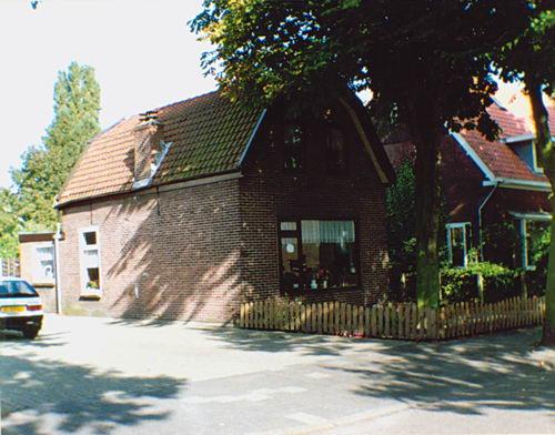 Kruislaan 0011 19__ Huize Hannes Overbeek
