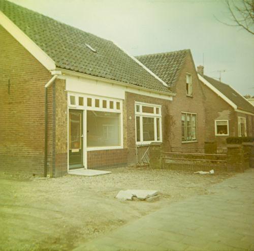 Kruislaan 0016-18 1970 Huize Verbeek