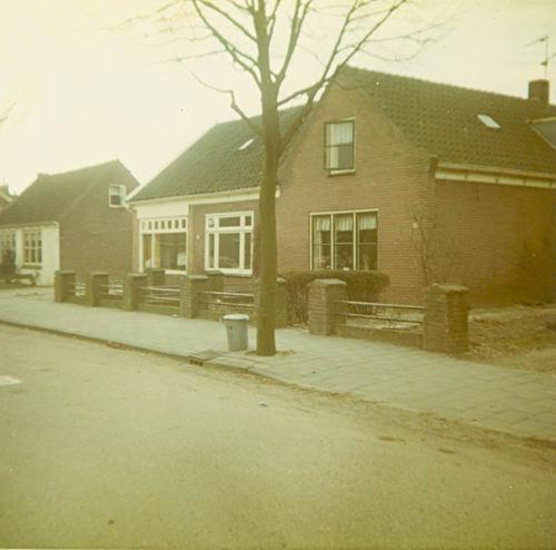 Kruislaan 0018-14 1970 Huize Machielsen