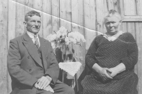 Kruislaan 0034 Cornelis Somers met vrouw Anna Maria Franken