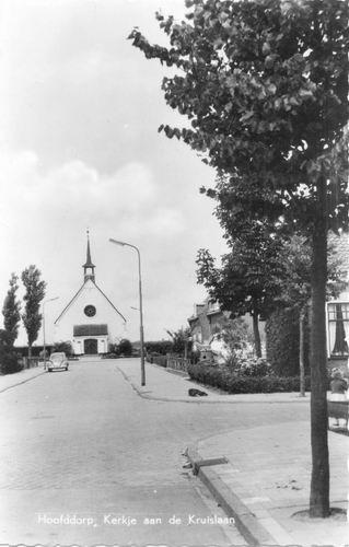 Kruislaan 0052 1959 Witte Kerk