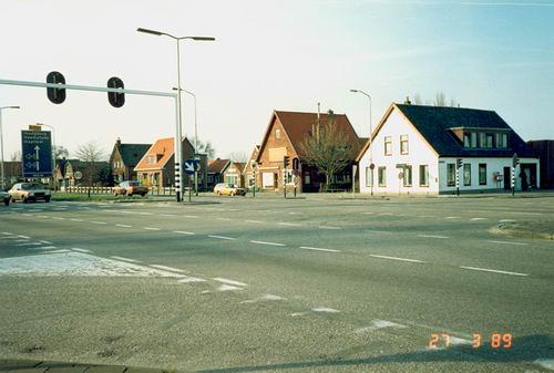 Kruisweg N 0301 198903 kruising Aalsmeerderweg
