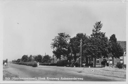 Kruisweg N 030_ 1948 kruising Aalsmeerderweg 02