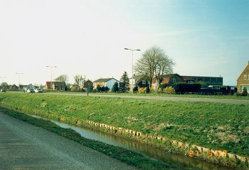 Kruisweg N 0349+ 198903 Huize de Rooij ev