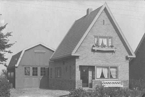 Kruisweg N 0381 1929 Huize Timmer