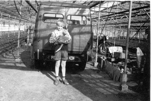 Kruisweg N 0429-431 1957± met Willem vd Linden