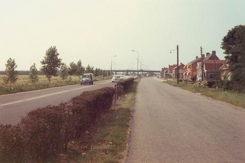 Kruisweg N 0445+ 1969 Huize Ouwerkerk ev