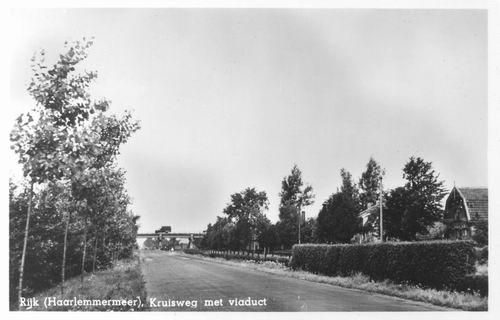 Kruisweg N 045_ 1948 Rozenburg Viaduct A4