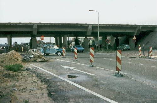 Kruisweg N 0490 19__ Sloop Oude Haagwegviaduct 01