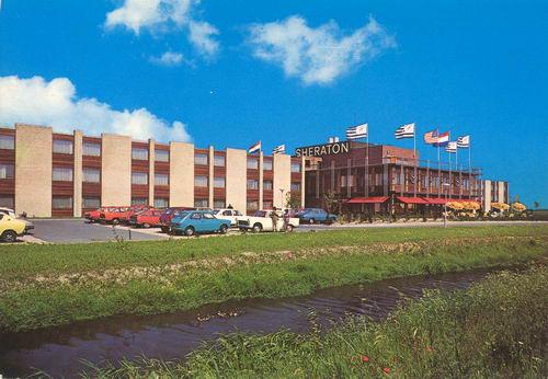 Kruisweg N 0495 1977 Sheraton Hotel