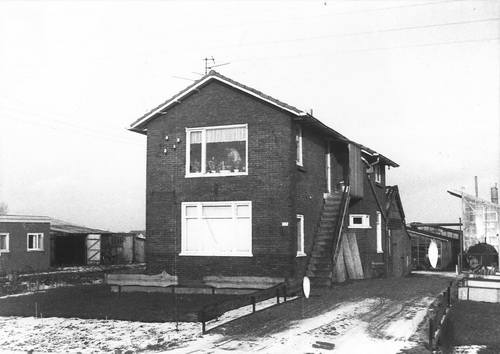 Kruisweg N 0595 1968 Huize Braat
