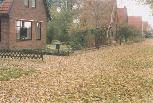 Kruisweg N 073_ 1990 Zicht op Martelaarsgracht 01