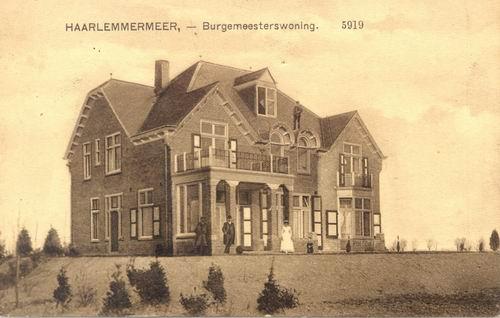 Kruisweg N 0883 1911 Burgemeestervilla 01