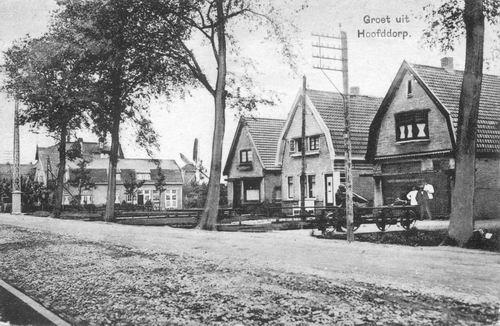 Kruisweg N 0959-963 1927 naar W