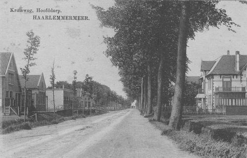 Kruisweg N 0975 1912 Villa van Mansum en Kruistocht