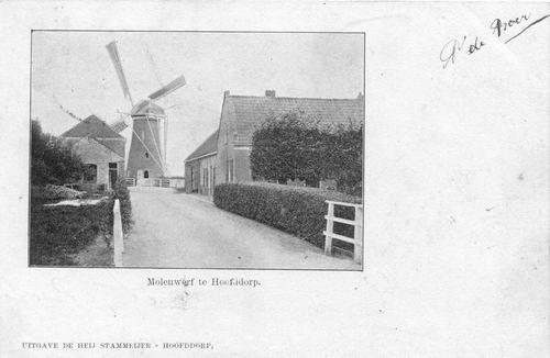 Kruisweg N 0989 1901 Eersteling