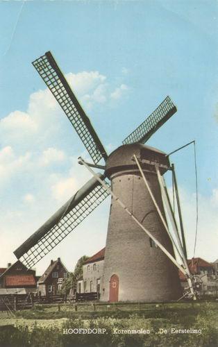 Kruisweg N 0989 1952 Eersteling BromoColor