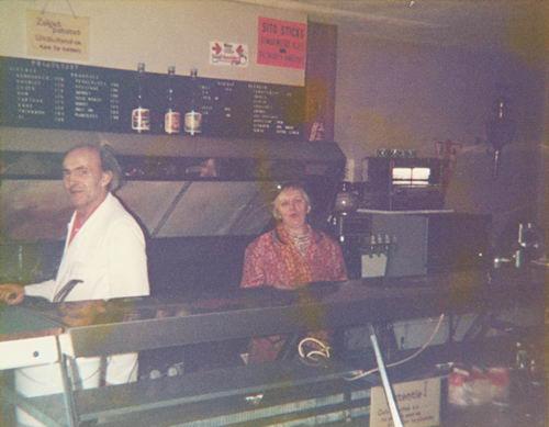 Kruisweg N 0999 1978 Laatste Patat door Gerrit vd Groef