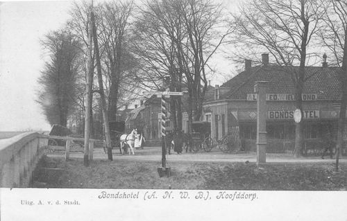 Kruisweg N 1007 1904 of eerder Beurs 02