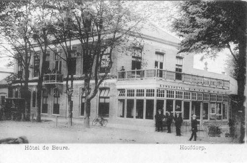 Kruisweg N 1007 1905 Beurs Hoog