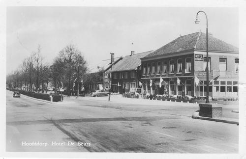 Kruisweg N 1007 1954 Beurs ev