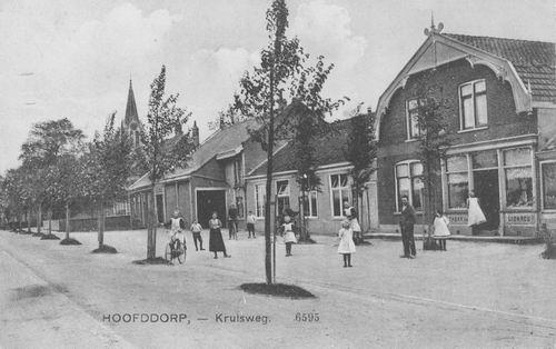 Kruisweg N 1047 1916 van Ruijgrok naar W