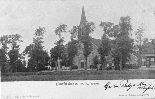 Kruisweg N 1069 1902 RK Kerk